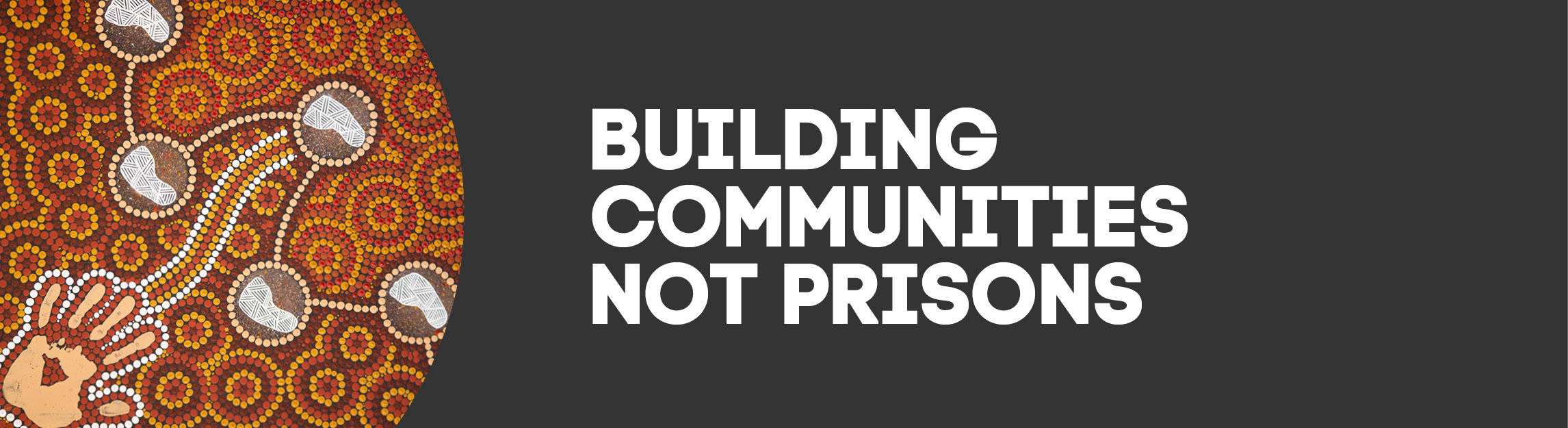 building communities not prisons